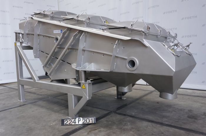 Other SRS 1250x3200 - Vibro sieve