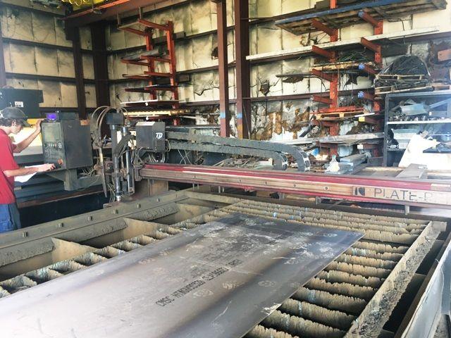 Koike ARONSON PLP 2500 CNC Control