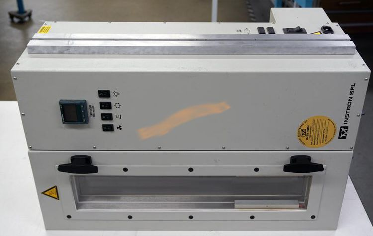Instron 4400 and 5500 testing machines