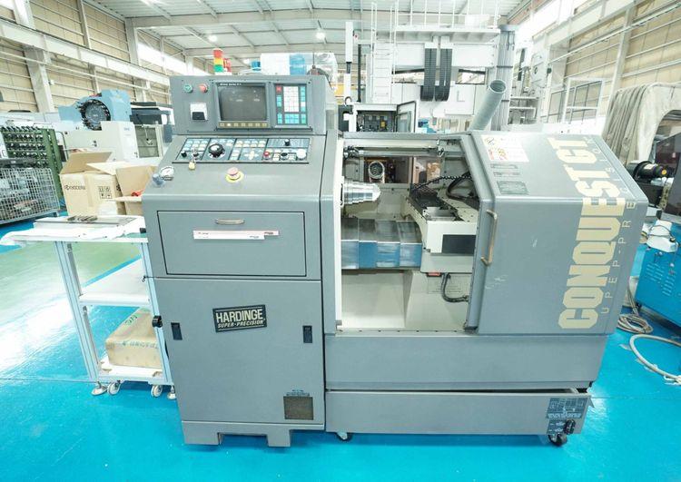 Hardinge CNC Control 6000 rpm CONQUEST-GT 2 Axis