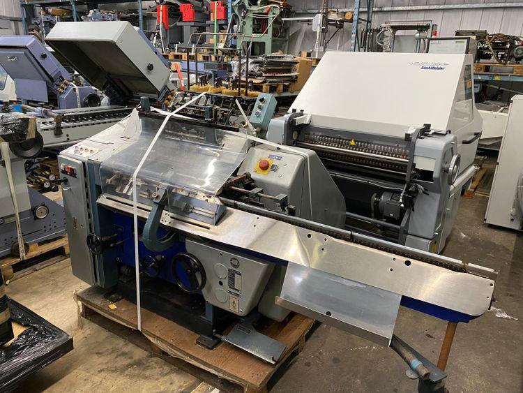Brehmer, Polygraph, VEB 385/3E Semi Automatic Sewing Machine
