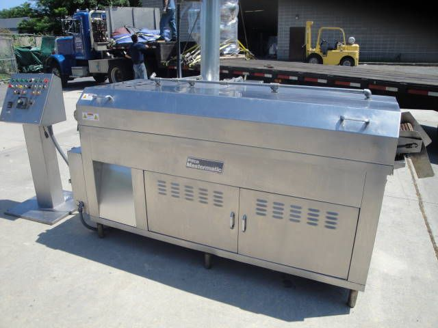 Mastermatic, Pitco SF400 CONTINUOUS BELT GAS FRYER