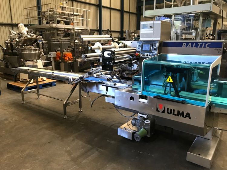 Ulma Baltic C  Flowwrapper