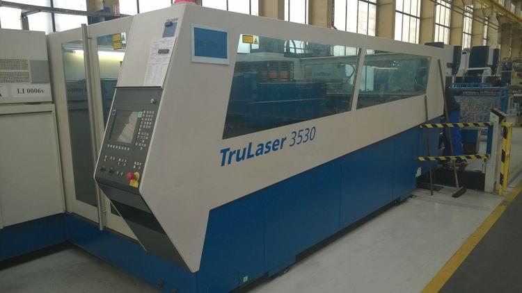 Trumpf CO2 laser TruLaser 3530