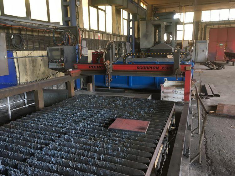 Pierce SCORPION 2500 GP CNC Control