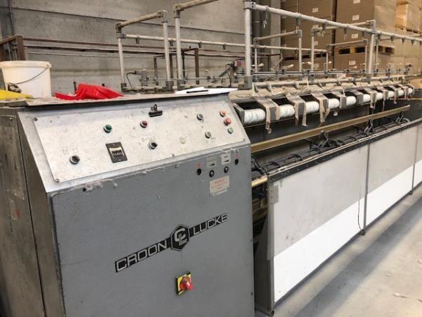 Croon & Lucke Reeling machine HC 200