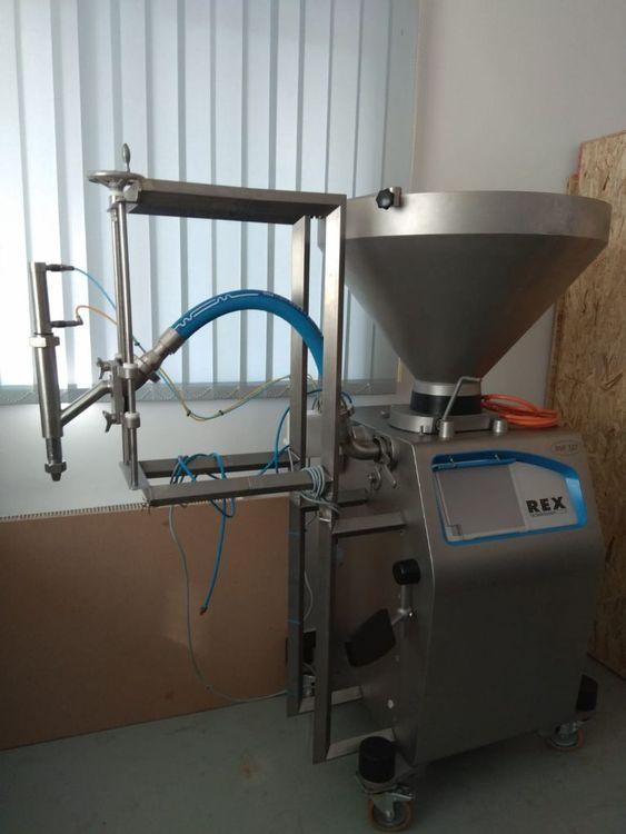 Rex RVF327 rotary vacuum filling machine