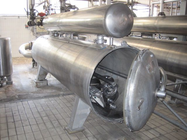 Atyc ST 360, Beam dyeing autoclave  360 Cm