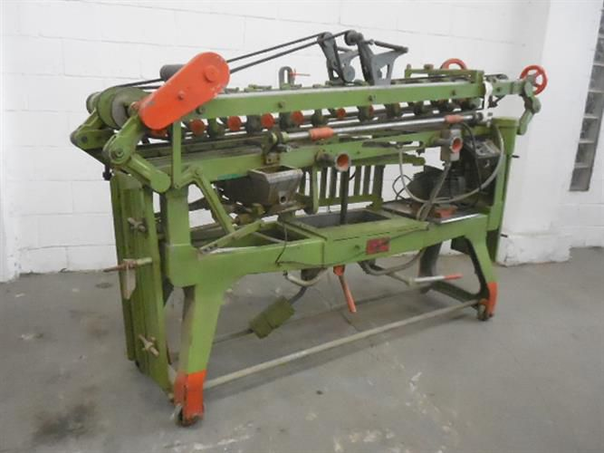 New Way EAC-200 ROLL THROUGH LABELER