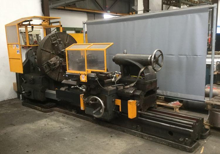 Engine Lathe Variable WALDEGG 550x1400