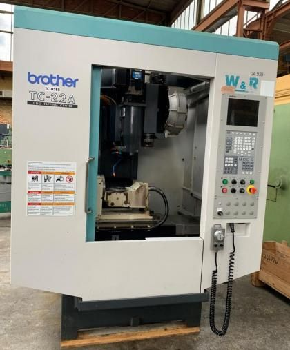 Brother TC 22 A 3 Axis