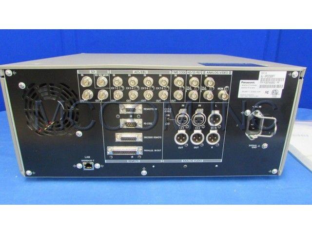 Panasonic AJ-HPD2500 P2 HD Recorder/Player