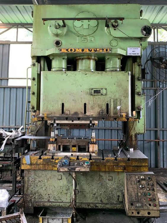 Komatsu OBW-150-2 C 150T