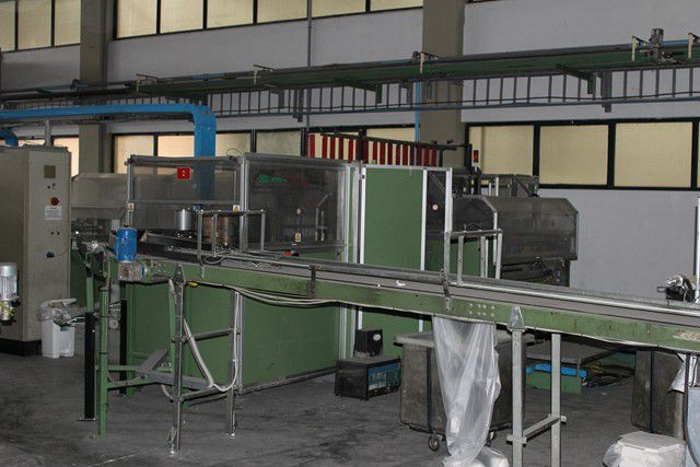 Wrapmatic MW42 automatic packer,  completely refurbished, good price