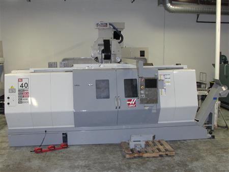 Haas Haas 32 BIT 1400 rpm SL-40TBB 2 Axis