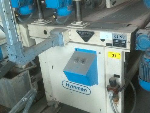 Hymmen BVK Distribution machine