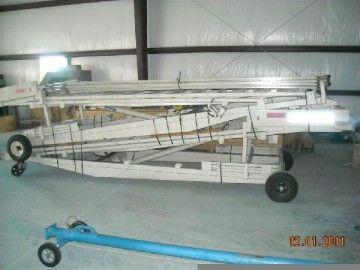 Tronair B1 Stand 15F1900, Maintenance Stands