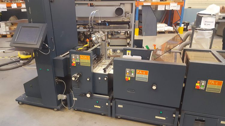 CP Bourg Collator and bookletmaker