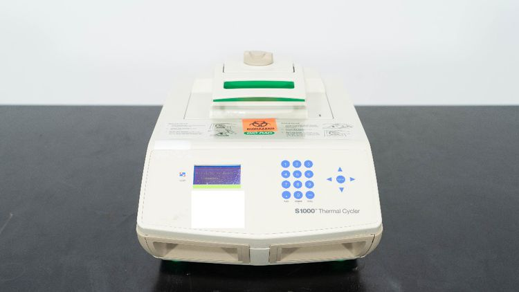 Bio-Rad S1000, Thermal Cycler