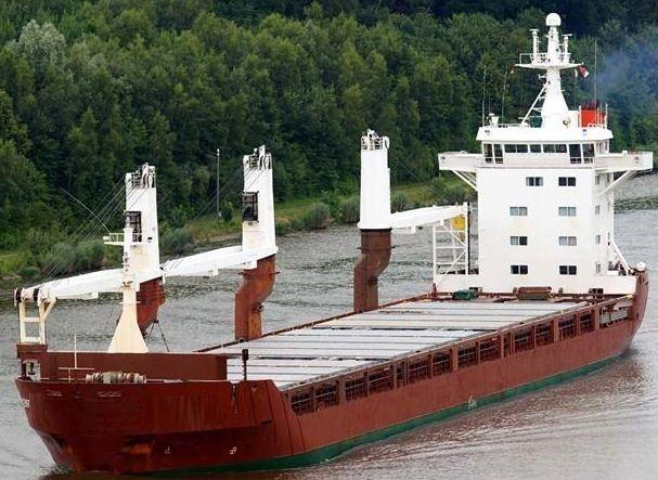 Tille Scheepsbouw Kootstertille Geared Single Deck Bulk Carrier 11850 DWT ON 8.63M DRAFT