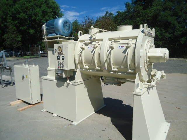 Littleford FKM-600D Plow Mixer