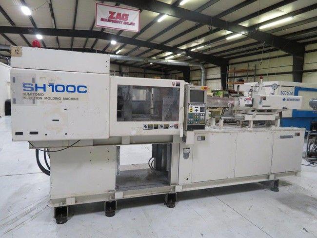 Sumitomo SH100C 110 T