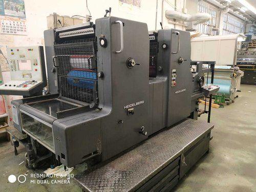 Heidelberg MOZP 480x650 mm