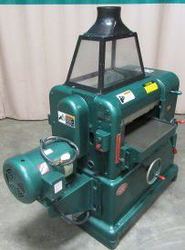 Powermatic 180 H, Belted Drive Planer