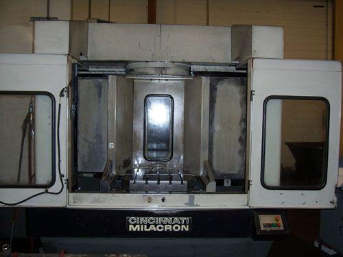 "Cincinnati MILACRON ""MAXIM 630"" HORIZONTAL MACHINING CENTER 4 Axis"