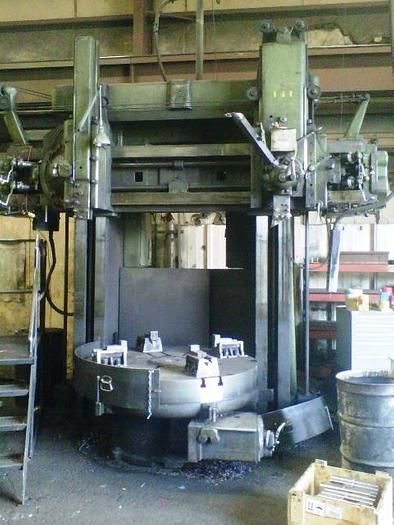 Giddings & Lewis Hypro Vertical Turret Lathe - Double Column