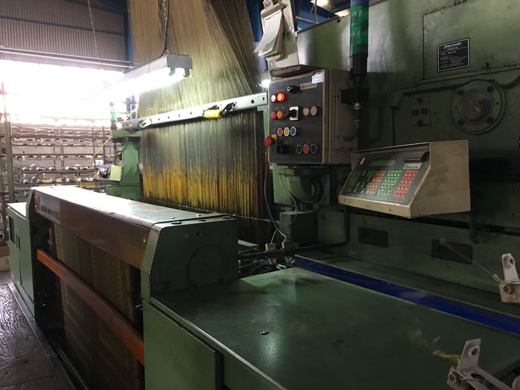 24 Gunne, Van de wiele Double Rapier Jacquard Velvet Weaving and Finshing Factory