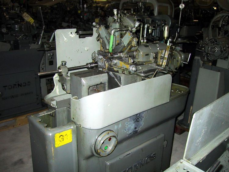 Tornos Engine Lathe 8000 rpm R 7 - 10
