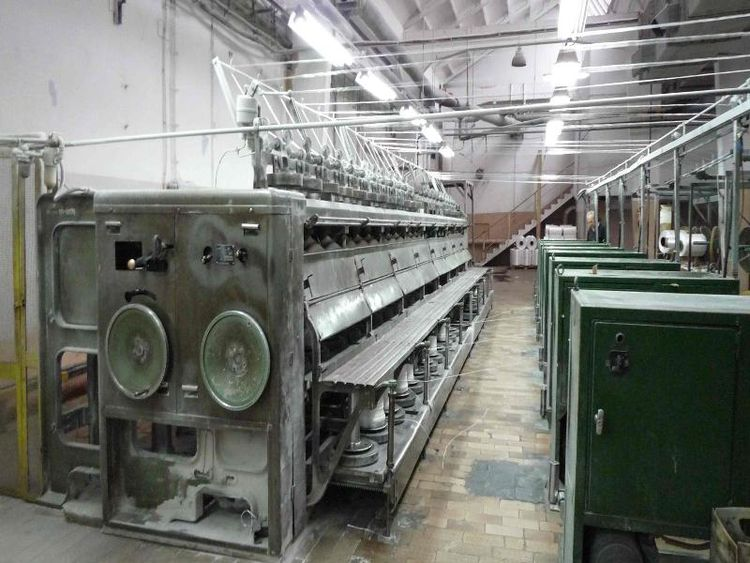 M-Col Ring Twister Machine