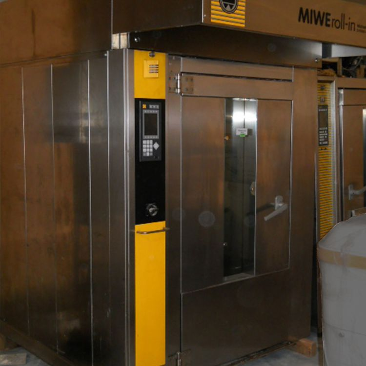 Miwe ROLL-IN 60/80 OVEN