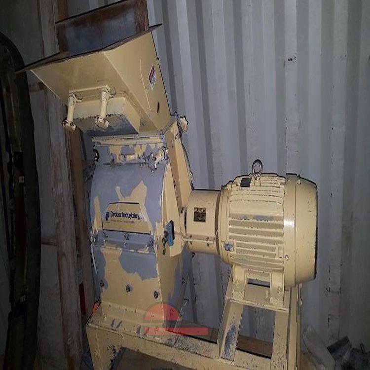 Prater G5HFS, Hammer Mill