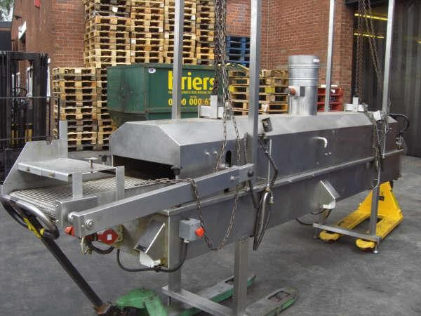 Koppens VM400HD Former Frying Line