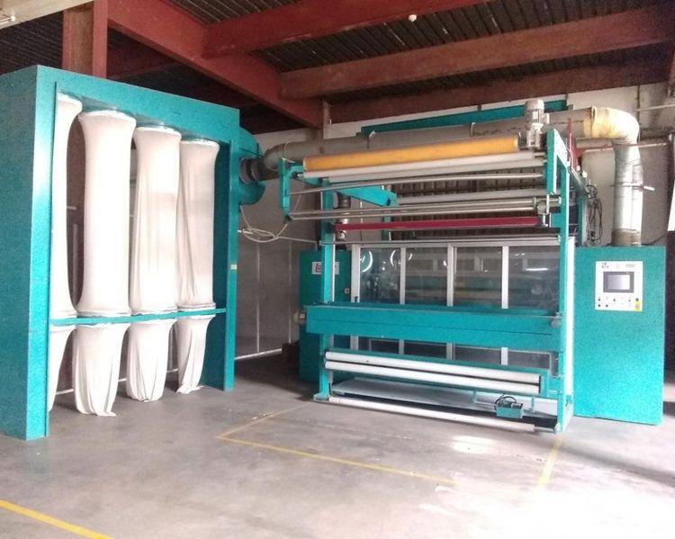 Lafer CM 100 200 Cm Shearing machine