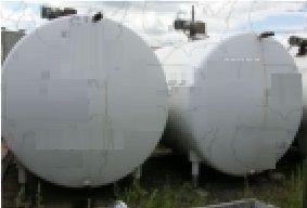 Crepaco Horizontal Tank 2,000 Gallon