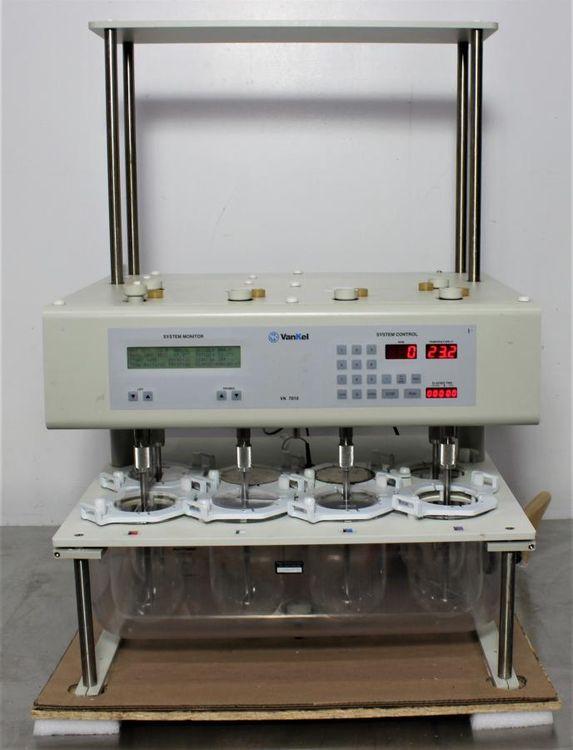 Vankel Varian VK 7010 Dissolution System