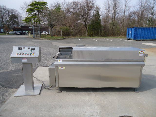 Mastermatic SF-400 CONTINUOUS GAS FIRED FRYER
