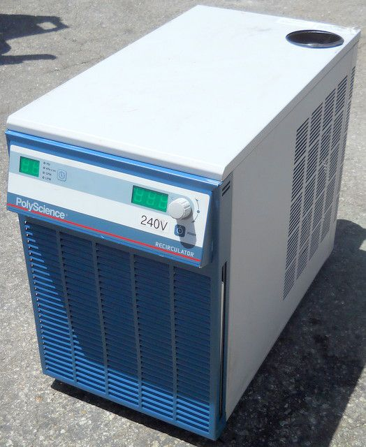 Polyscience 6550T21SP30E Refrigerated Recirculating Chiller
