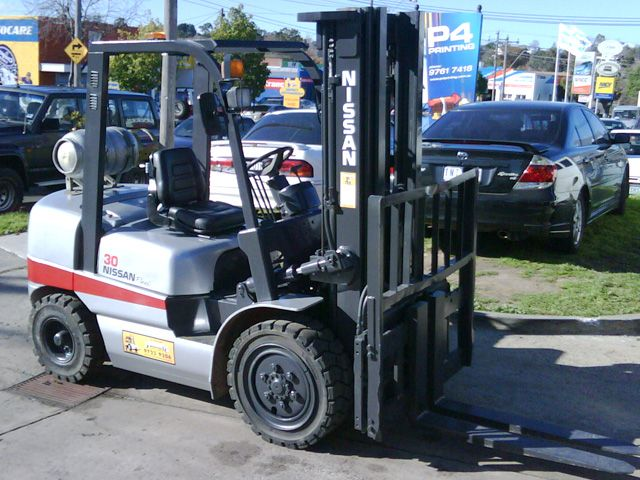 Nissan Flexi 3 Tonne LPG Secondhand Used Forklift 3 Tonne