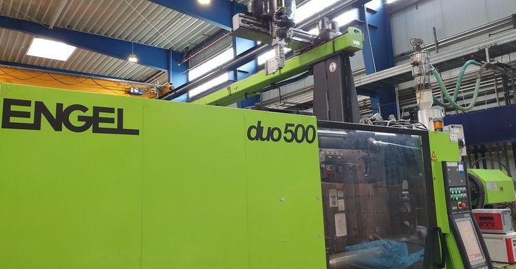 Engel DUO 2550-500 pico CC 200 A02 500 T