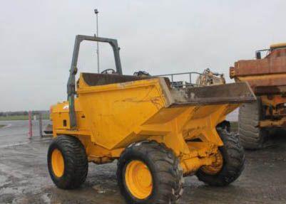 Benford, Terex 9000 PTR Dumpers