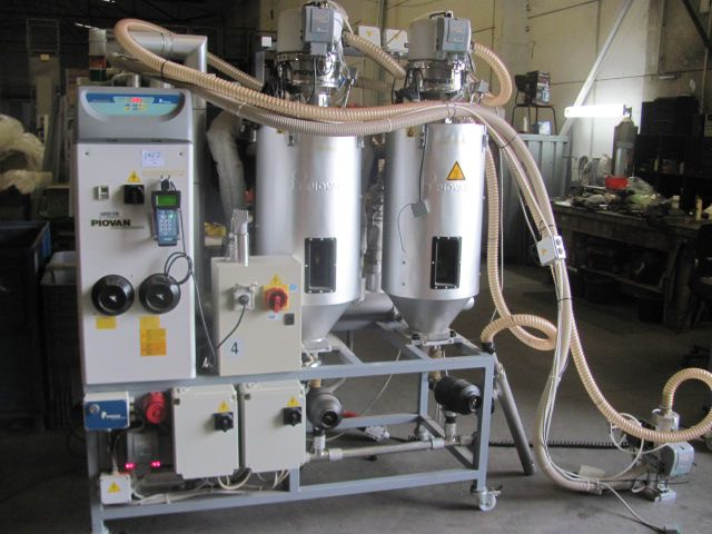 Piovan Dry air dryer
