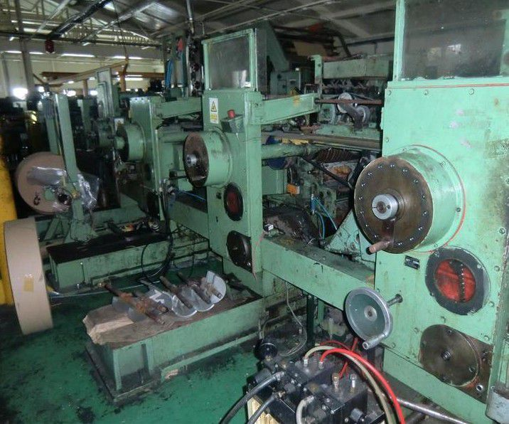 Windmoller and Holscher AD 2360/22 bottomer