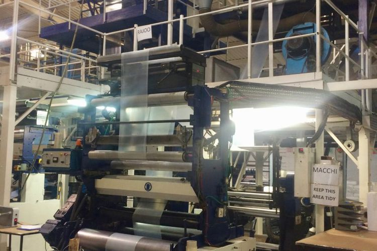 Others Blown film extrusion line