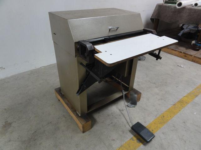 Bohm PE 6, Punching machine