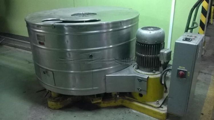 Others Centrifugal hydroextractor