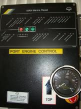 M A N D2842LE409 Marine Engine